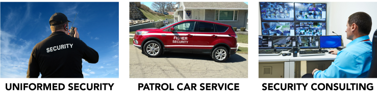 Fisher Security Banner